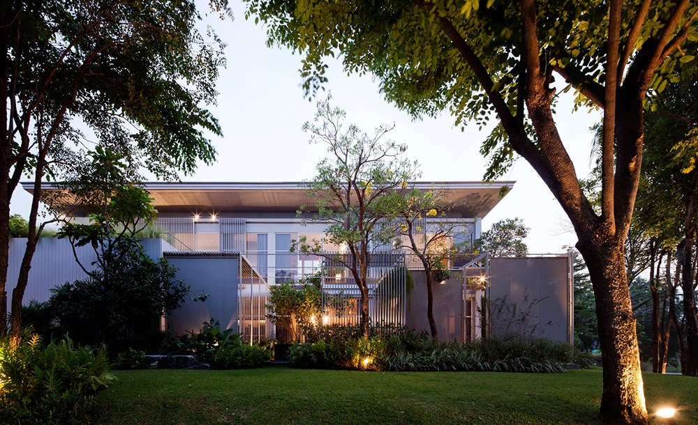 ArchDaily Prime Nature Residence  Department of Architecture 1