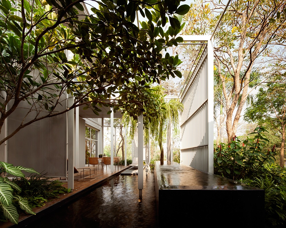 ArchDaily Prime Nature Residence  Department of Architecture 2