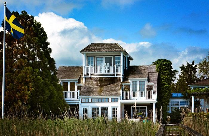 Sommarhus i New englandstil i The Hamptons  Skona hem 05