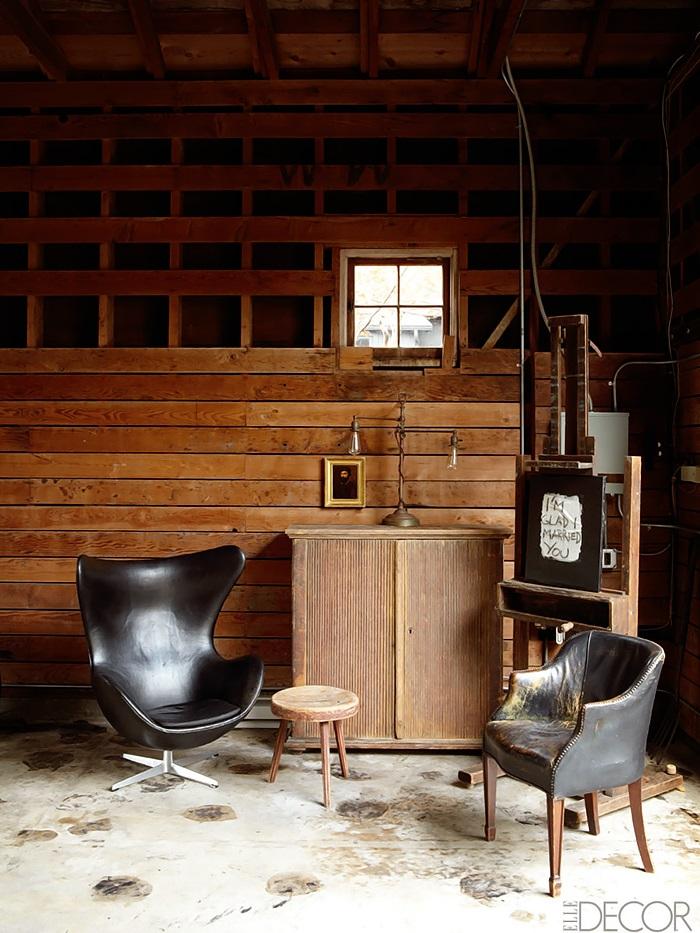 ELLE DECOR Southern California Horse Ranch 11