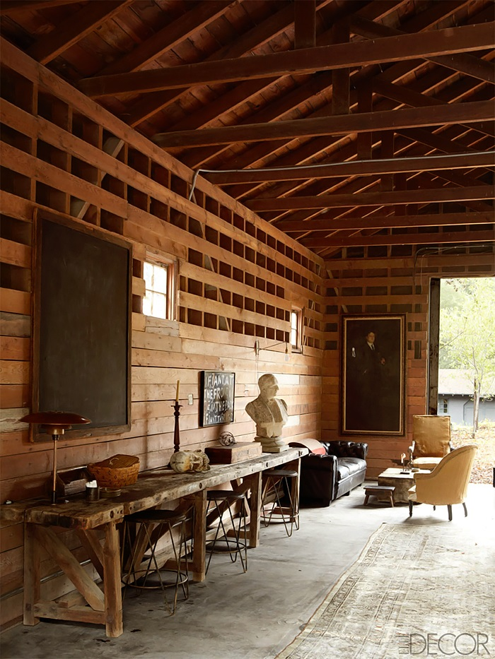 ELLE DECOR Southern California Horse Ranch 12