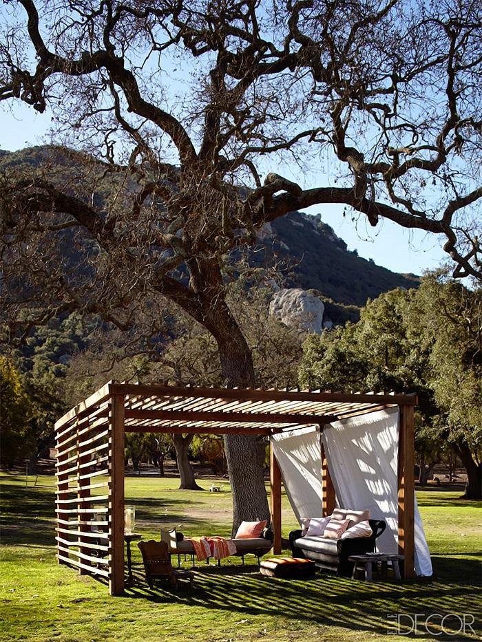 ELLE DECOR Southern California Horse Ranch 13