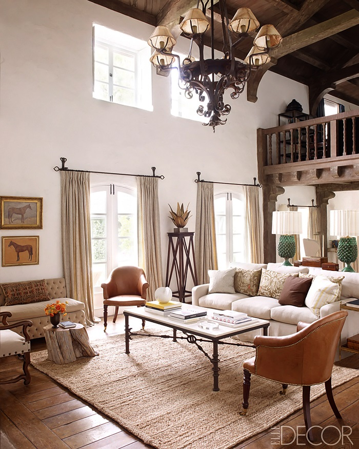 Reese Witherspoon's House ELLE DECOR 2