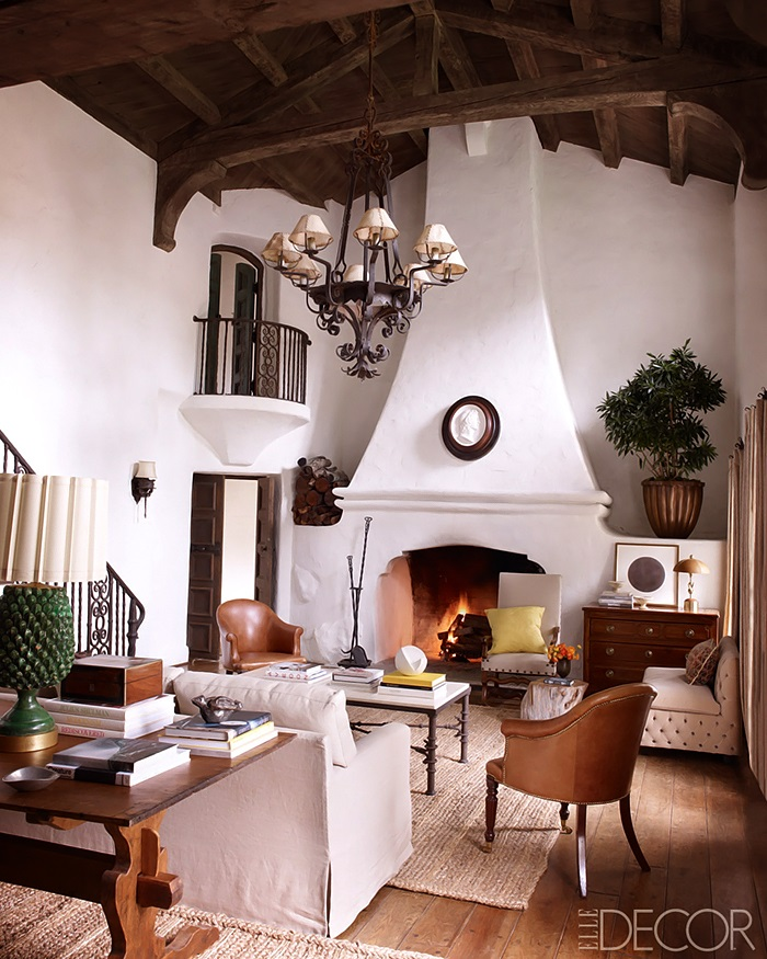 Reese Witherspoon's House ELLE DECOR 3