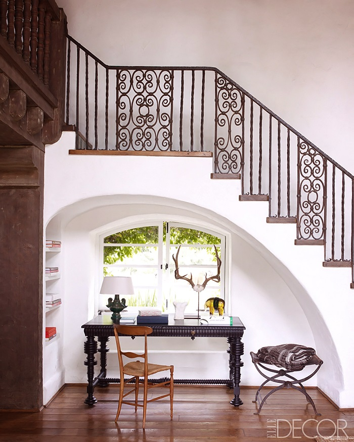 Reese Witherspoon's House ELLE DECOR 4