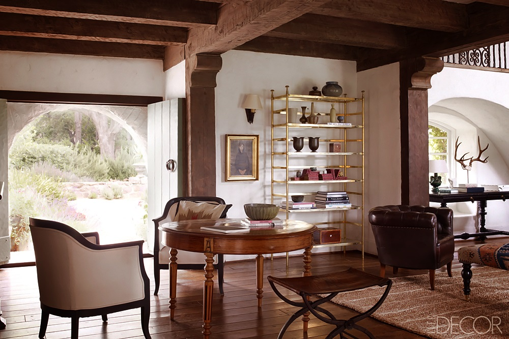 Reese Witherspoon's House ELLE DECOR 5