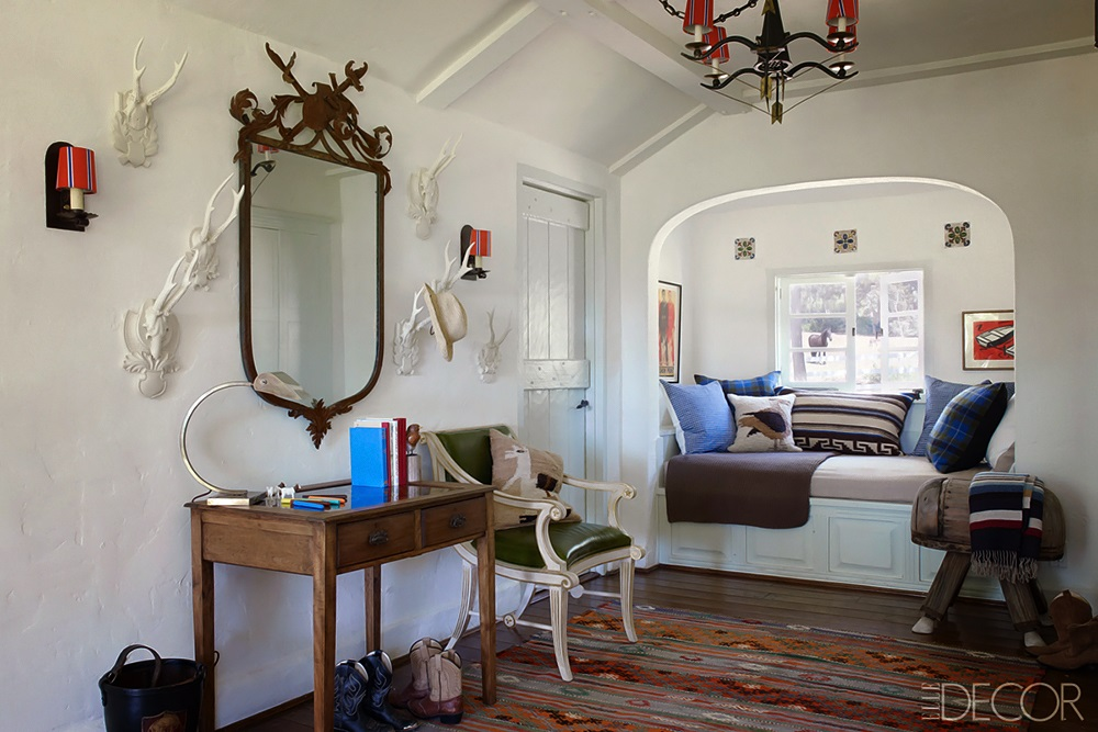 Reese Witherspoon's House ELLE DECOR 7