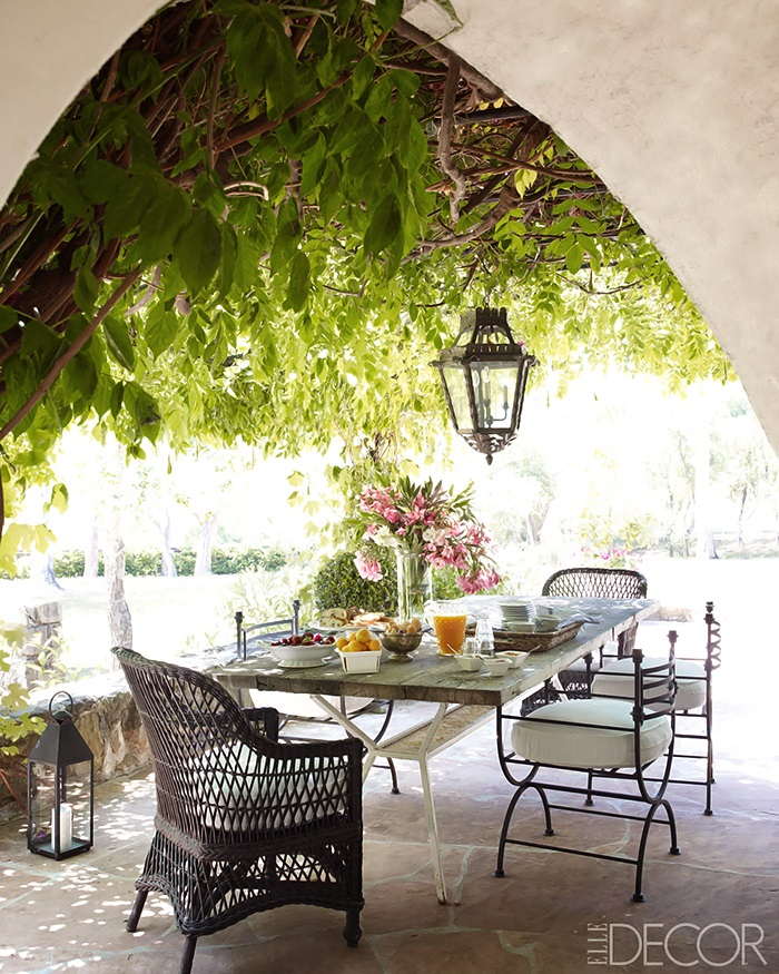Reese Witherspoon's House ELLE DECOR 9