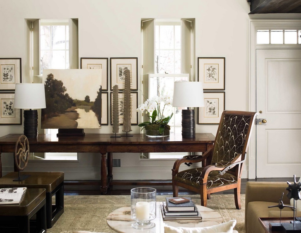 McAlpine Booth & Ferrier Interiors Cordish Townhome 1