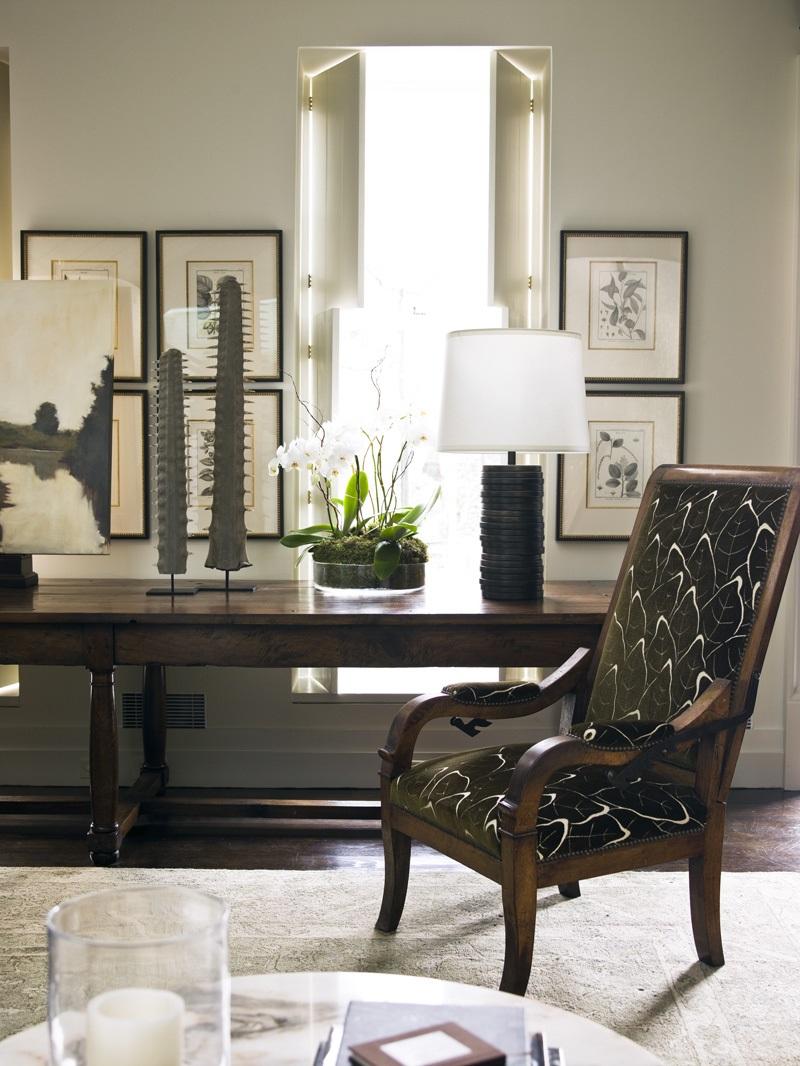 McAlpine Booth & Ferrier Interiors Cordish Townhome 2