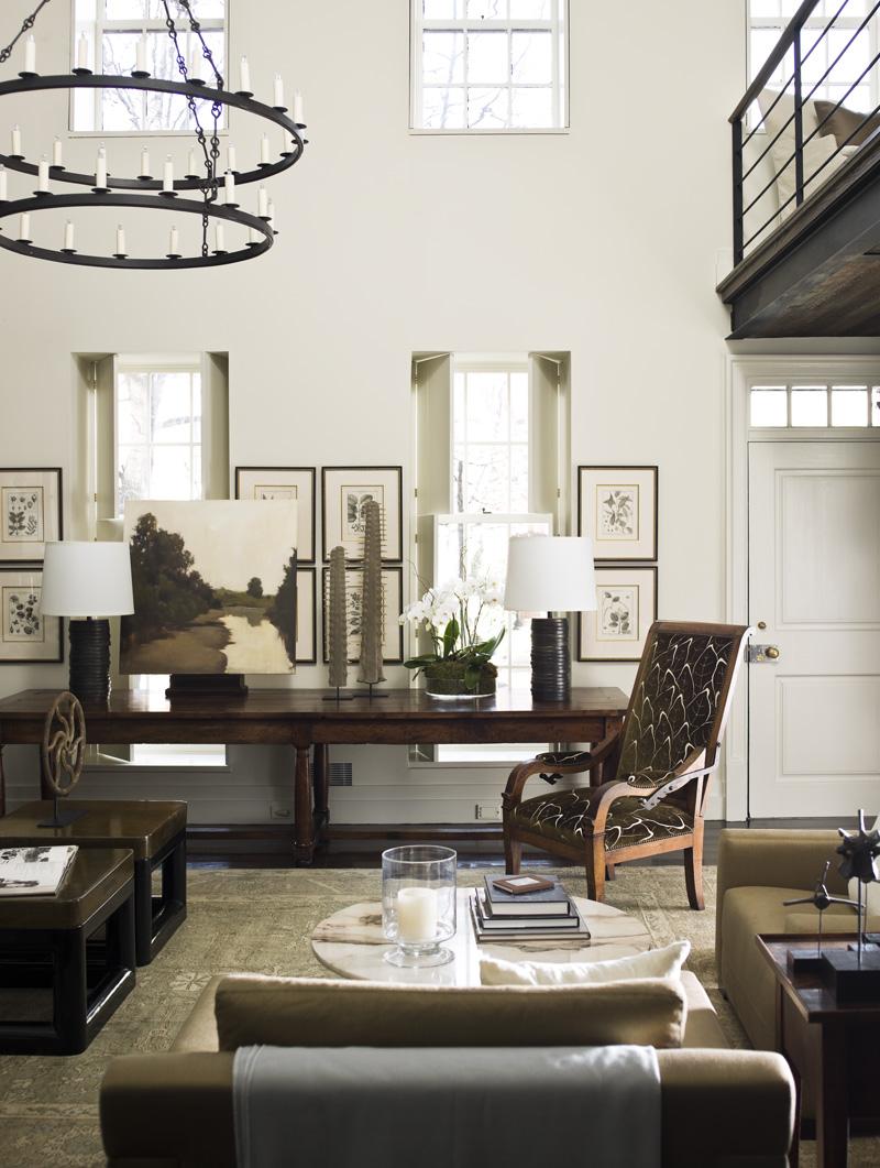 McAlpine Booth & Ferrier Interiors Cordish Townhome 3