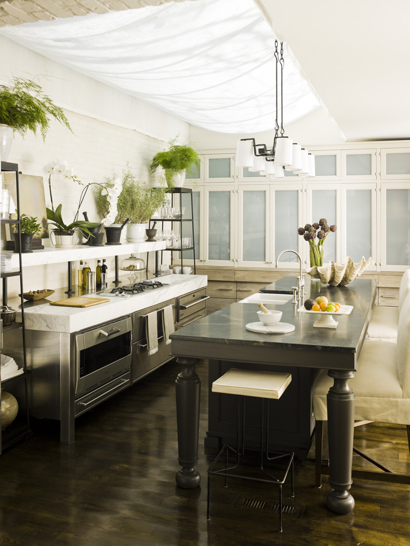 McAlpine Booth & Ferrier Interiors Cordish Townhome 6