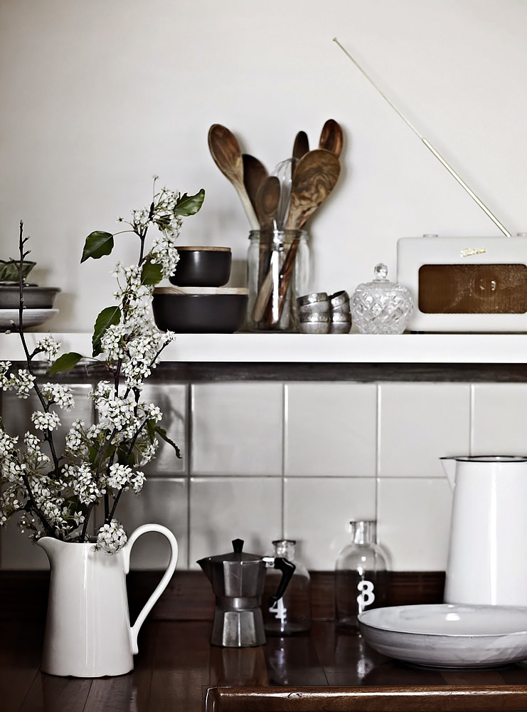 Belgian Style Kitchen