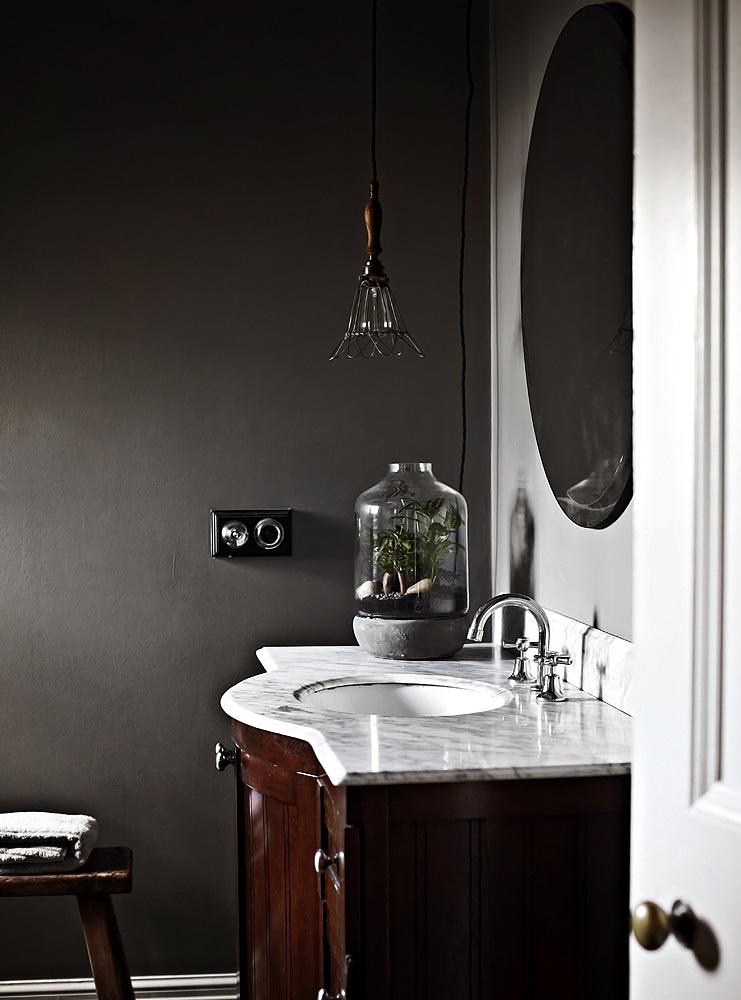 Belgian Style Bathroom