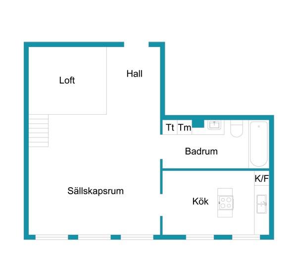 Innerstadsspecialisten Stockholm 70 kvm 20