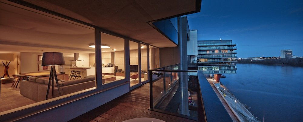 CONTEMPORIST Riverpark Apartment by BEEF Architects 12