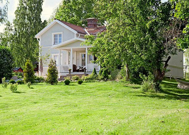 Lantliv Garden i Gustafs 7