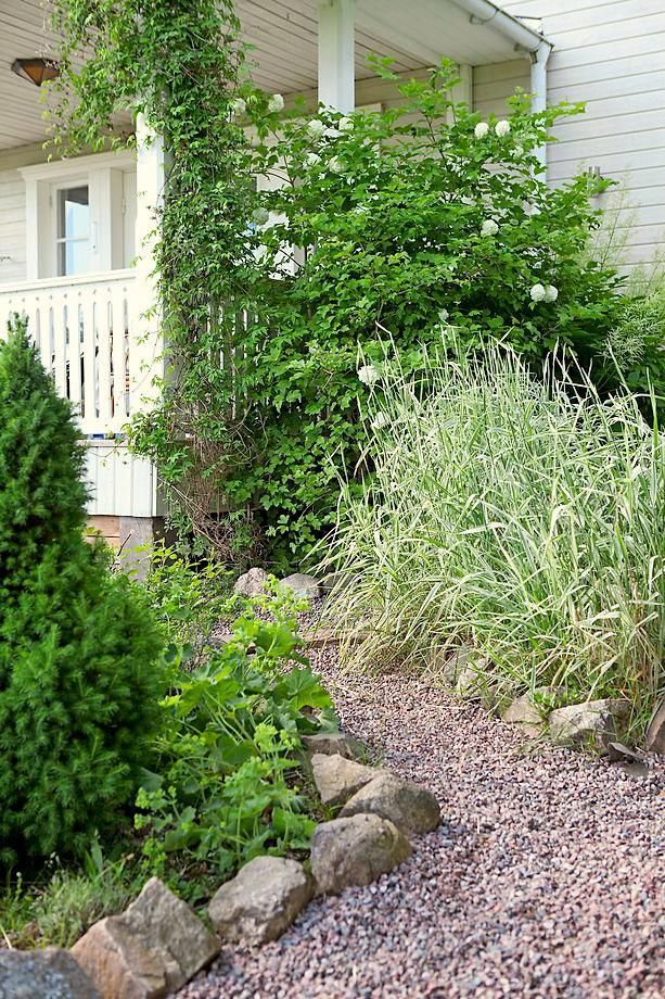 Lantliv Garden i Gustafs 8