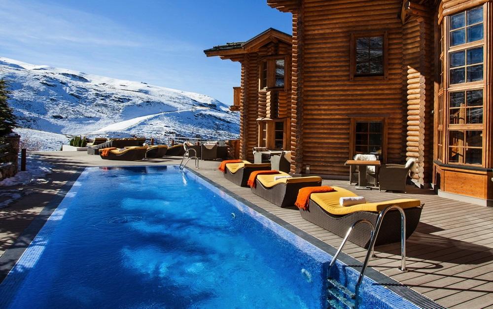 El Lodge, Sierra Nevada 1