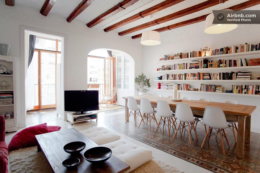 airbnb Carrer de la Diputacio Barcelona 2