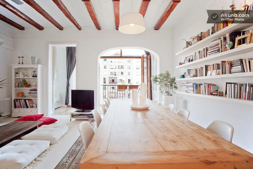 airbnb Carrer de la Diputacio Barcelona 5