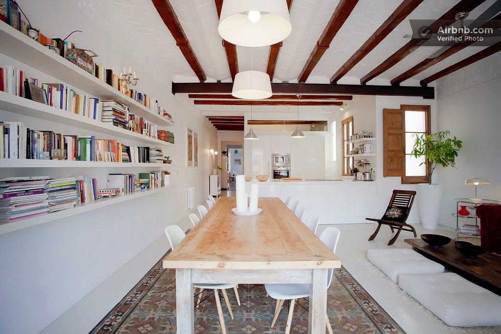 airbnb Carrer de la Diputacio Barcelona 6