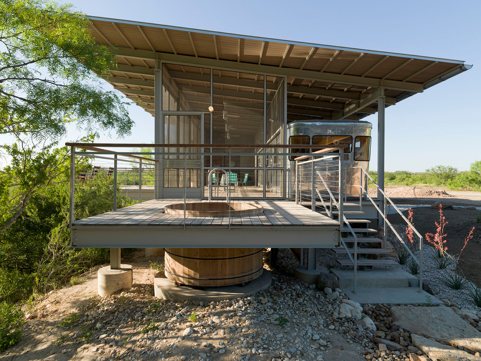 Andrew Hinman Architecture Locomotive Ranch Trailer 3