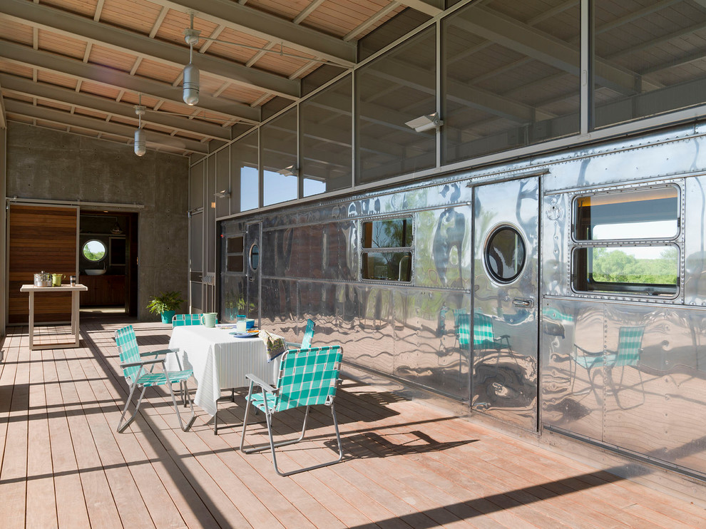 Andrew Hinman Architecture Locomotive Ranch Trailer 5