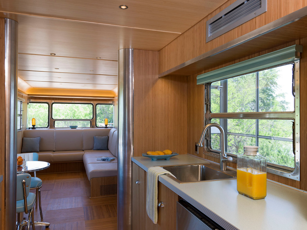 Andrew Hinman Architecture Locomotive Ranch Trailer 11