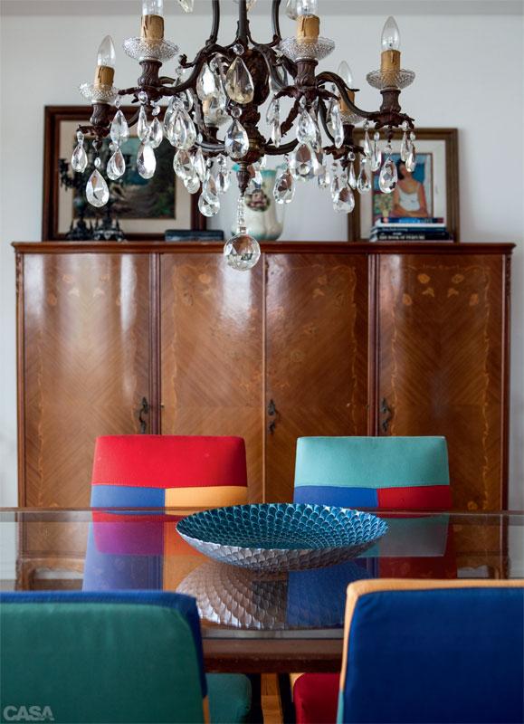 Casa.com.br Casa e repleta de moveis vintage e objetos com historia 5