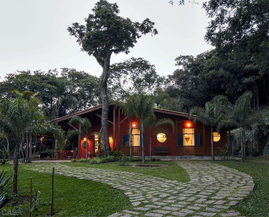 Casa.com.br Casa de campo encantadora na serra da Mantiqueira 1
