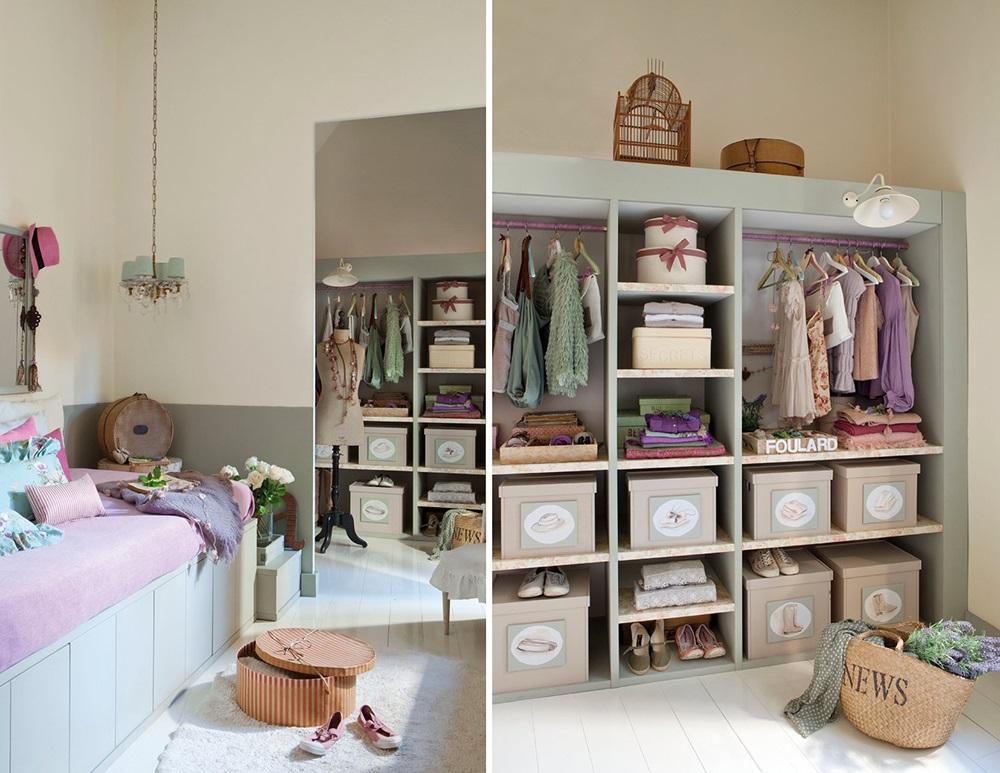 El Mueble El dormitorio ideal de una adolescente 2