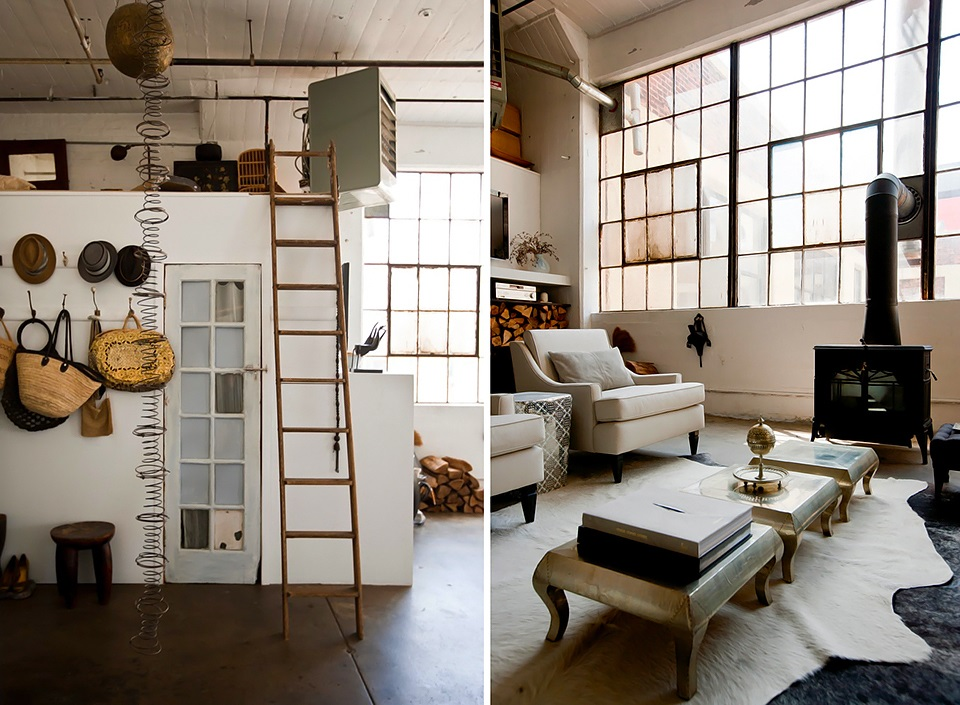 Chris A.  Dorsey Alina Preciado Brooklyn Loft Houzz 3