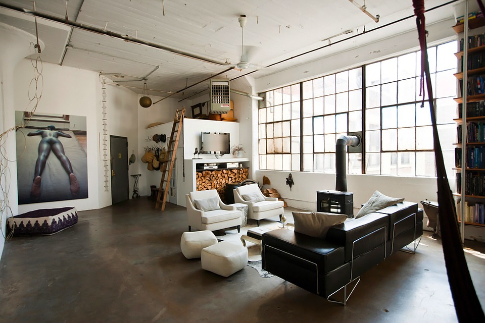 Chris A.  Dorsey Alina Preciado Brooklyn Loft Houzz 4