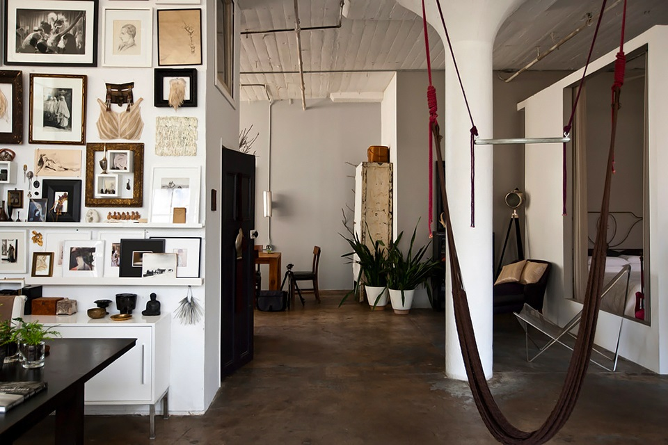Chris A. Dorsey Alina Preciado Brooklyn Loft Houzz 9