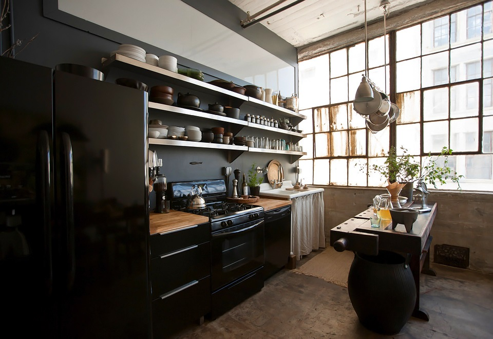 Chris A. Dorsey Alina Preciado Brooklyn Loft Houzz 10