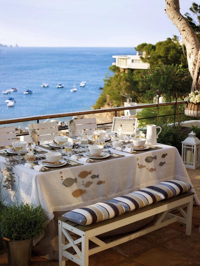 El Mueble Cena ligera con sabor a mar 1