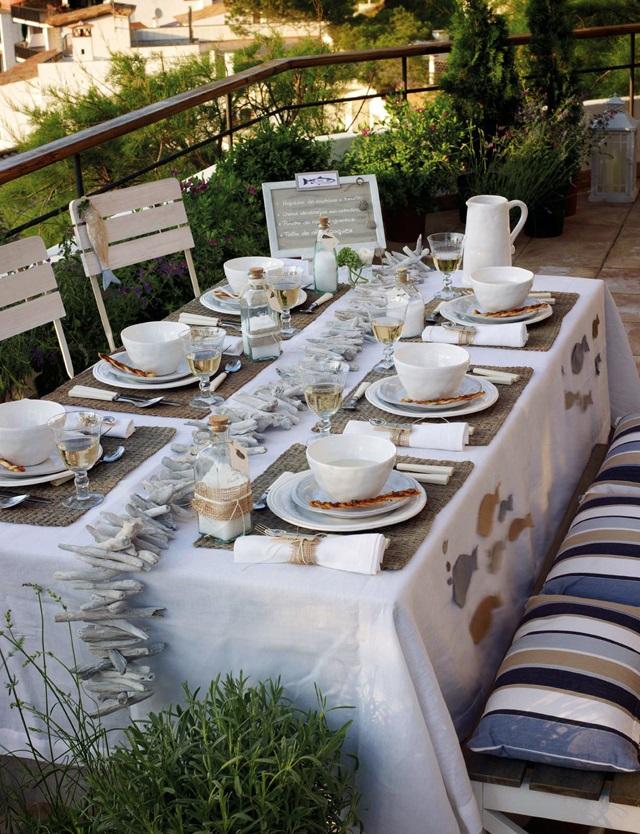 El Mueble Cena ligera con sabor a mar 2
