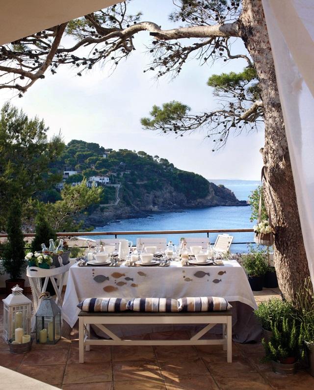 El Mueble Cena ligera con sabor a mar 9