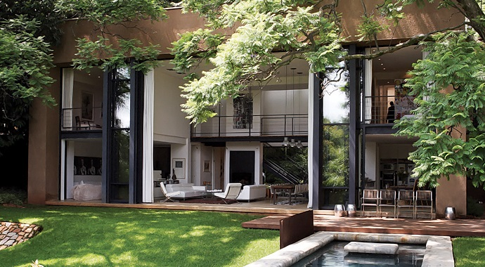 Double-Volume Joburg Home House and Leisure 13