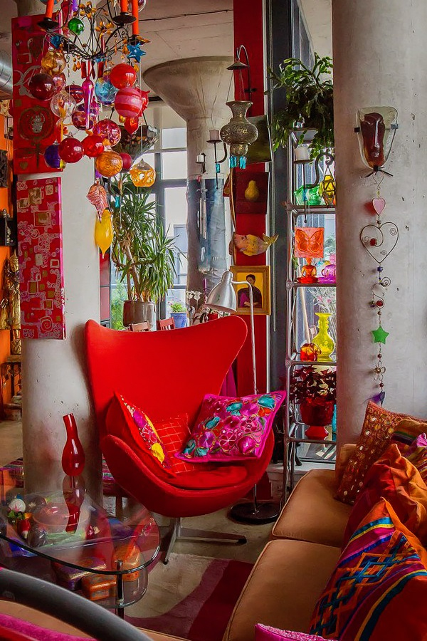 Apartment Therapy Karen's Color Explosion 2
