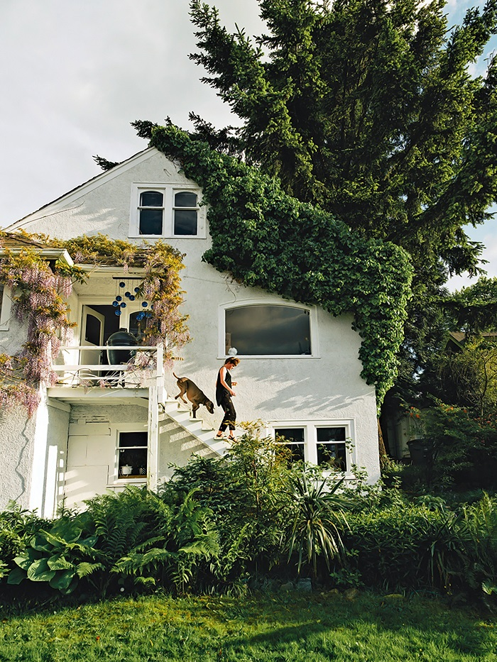 Dwell Designer Omer Arbel's Eclectic Home in Vancouver 1