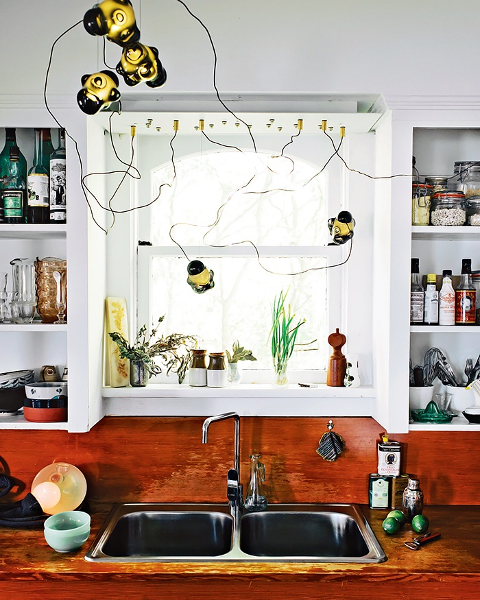 Dwell Designer Omer Arbel's Eclectic Home in Vancouver 3