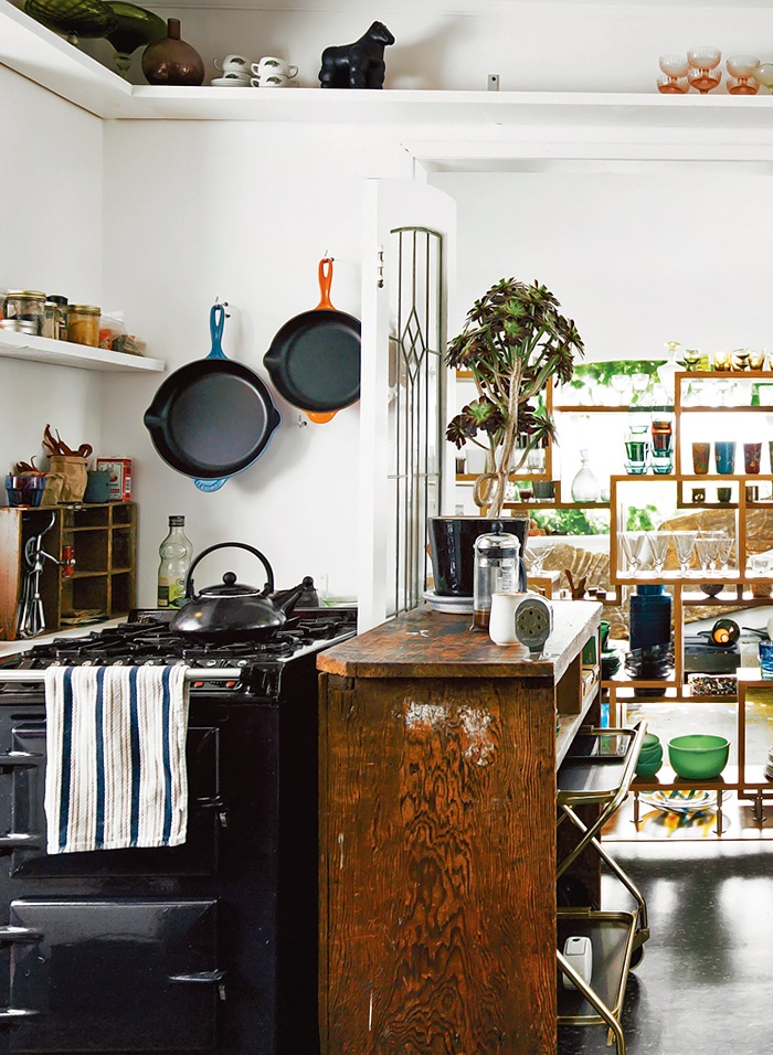 Dwell Designer Omer Arbel's Eclectic Home in Vancouver 5