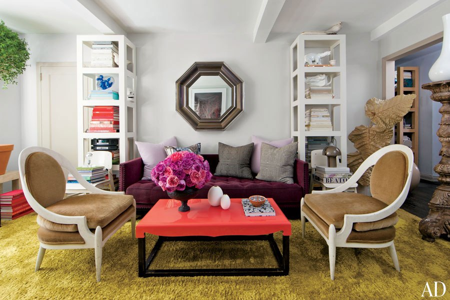 AD Stylist Carlos Mota's New York Apartment 1