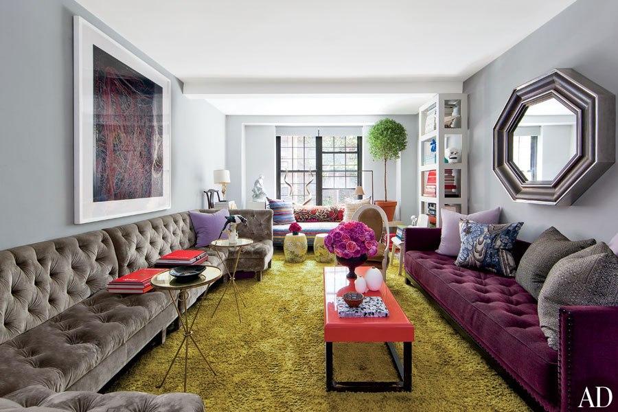 AD Stylist Carlos Mota's New York Apartment 2