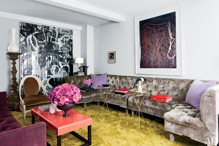 AD Stylist Carlos Mota's New York Apartment 3