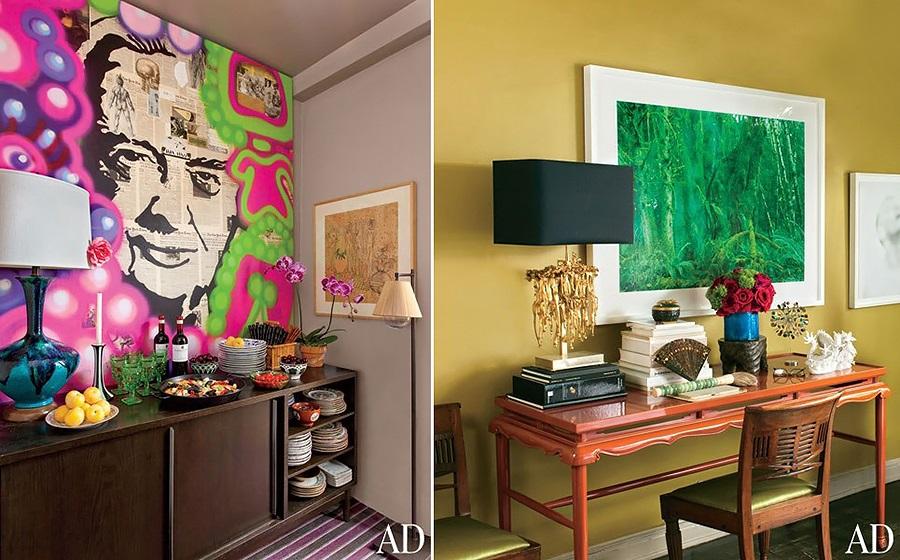 AD Stylist Carlos Mota's New York Apartment 4