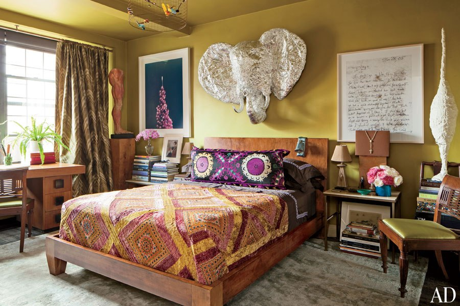 AD Stylist Carlos Mota's New York Apartment 5