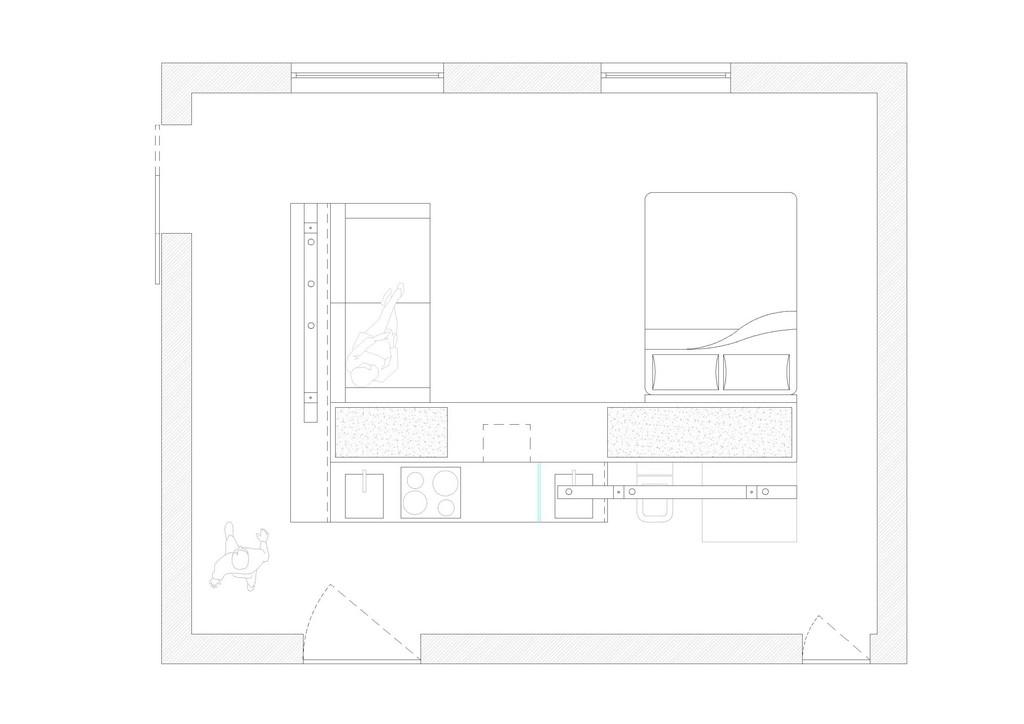 Arthitectural Aparthotel Suite Bates Motel 9